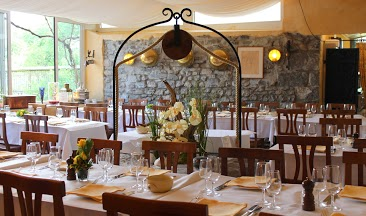 Restaurant – Auberge de Dully – Dully – Waadt